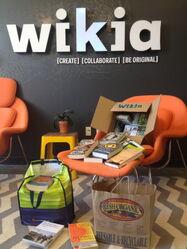 Wikia books