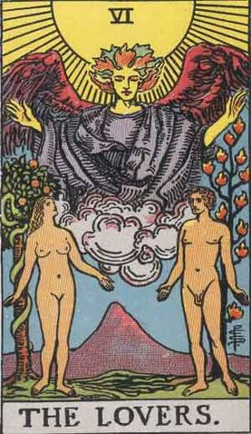 File:20101210214436!RWS Tarot 06 Lovers.jpg