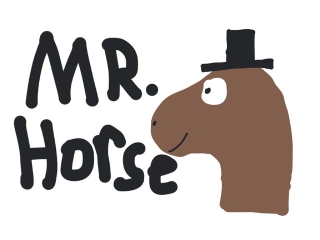 File:Mr Horse official logo.png