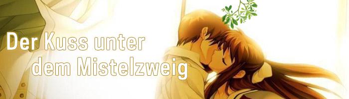 Kuss Mistelzweig SM Blogbanner