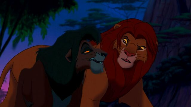 File:Simba & Kovu The Lion king Simba pride Trey Tobias hamilton photos.jpg