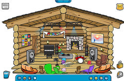 Alexander's Club Penguin Igloo