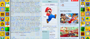 Mario Review Page