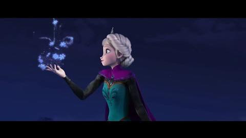 Frozen- Il Regno di Ghiaccio -- All'Alba sorgerò - Versione estesa - HD