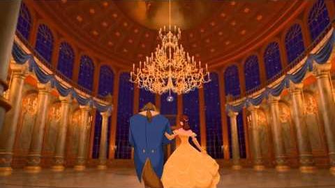 La Bella e La Bestia - Scena del Ballo - Ti riporta via, come la marea, la Felicità!