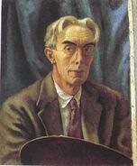 Roger Fry Selfportrait 1930