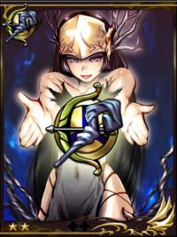Diabolic goddess