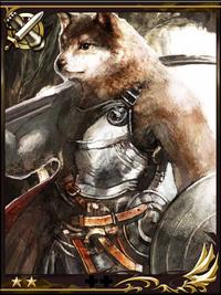 Warrior hound