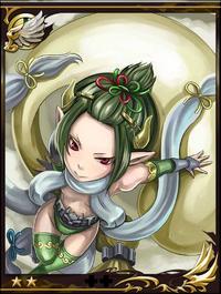 Fujin goddess