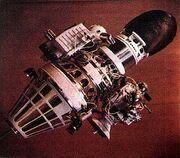 Luna-9 spacecraft