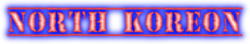 North Koreon Logo