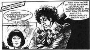 The Doctor wants to brain Sarah Jane
