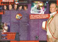 Doctor Who Magazine 393 (4-5)