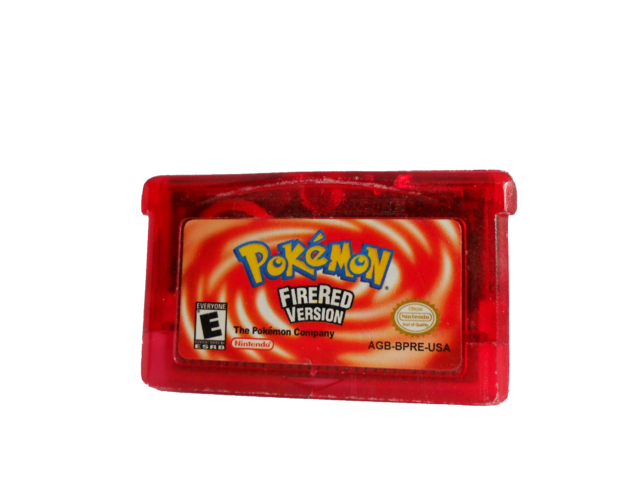 File:Pokemon Fire Red Game Cartridge.png