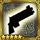 Rusty Pistol Icon