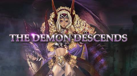Chain Chronicle Attack of Demon Katarith