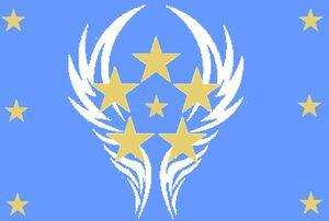 Chakatblackwater new europe flag