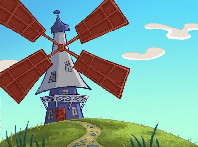 File:ChalkZone Windmill.jpg
