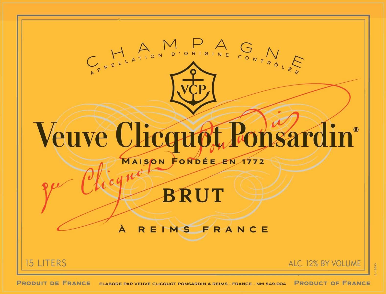Veuve Clicquot | Sparkling Wine Wikia