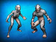 A Halloween Creatures Pack Costume Set Detail 2