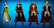 Dark Ages Fantasy Costume Set Detail 1