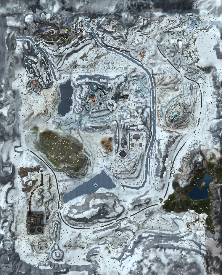 Canadian Wilderness Map Champions Online Wiki Fandom