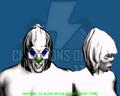 Vampire 02 Monstrous Hood (Head Type)