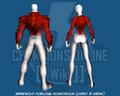 Werewolf Furlong Monstrous (Chest & Arms) - Back