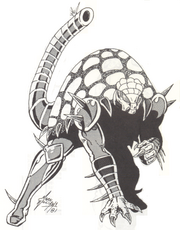 1981 Ankylosaur