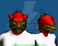 Werewolf 01 Monstrous (Head Type)