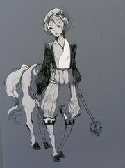 Centaur mage by draa-d5bxyhz