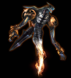 Thanatos Ultimate Legion Adult Form