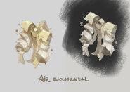Concept Art - Air Elemental 2
