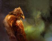 Concept Art - Eagle