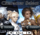Chaos Rings Characters