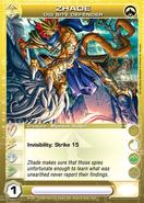 Zhade, Dig site Defender74