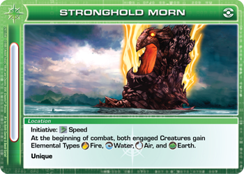 StrongHoldMornCard