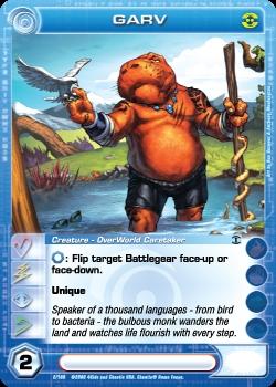 Garv Card