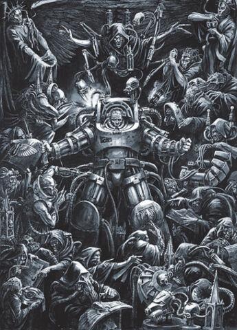 File:Brethorius donning Terminator Armour.jpg