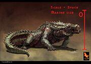 Argul IV Dragondog Scale