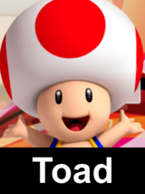 Toad Icon PF