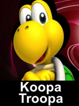 Koopa Troopa Icon PF