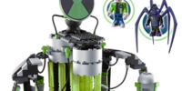 Ben 10 Azmuth's Laboratory Construction Set