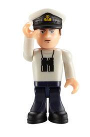 Royal Navy Submarine Officer
