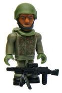 Army Infantryman Machine Gunner