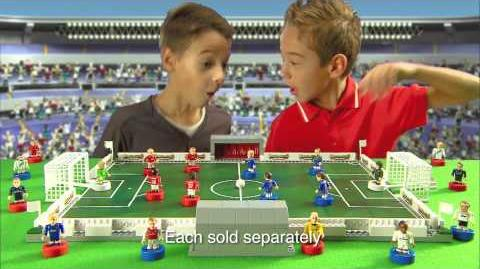 Character Building Sports Stars Football
