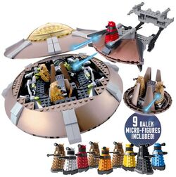 DalekSpaceshipSet(exclusive)