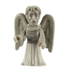 Weeping angel serene character building