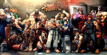 Street fighter original