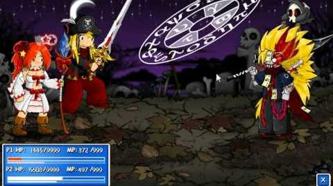 Epic Battle Fantasy 1 Playthrough (Normal) - Final Part 5 - Vs. Dead Goku-3